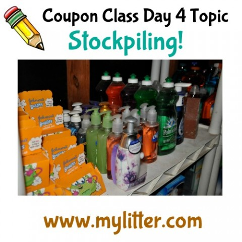 Coupon Class day 4 stockpiling