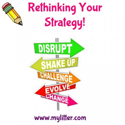 Day 1 rethinking your strategy