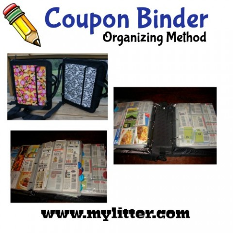 Day 3 Coupon Binder