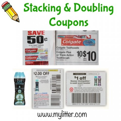 Stacking and doubling coupons Day 2 coupon class
