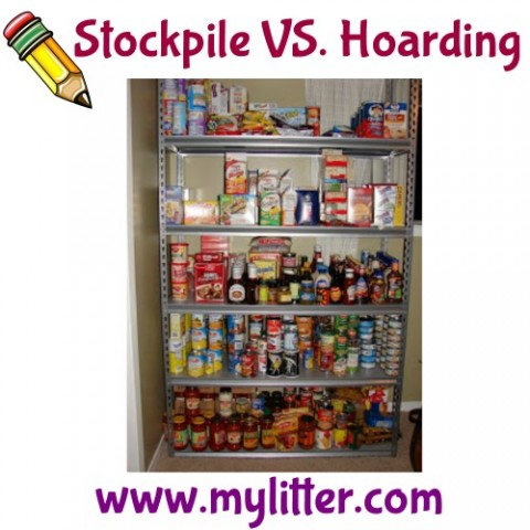 Stockpile VS Haording Day 4