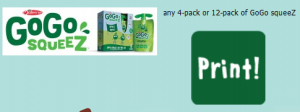 gogo squeez coupon