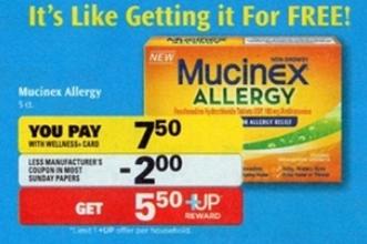 mucinex rite aid money maker