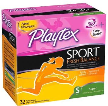 playtex sport target deal