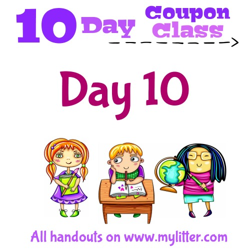 Coupon Class Day 10