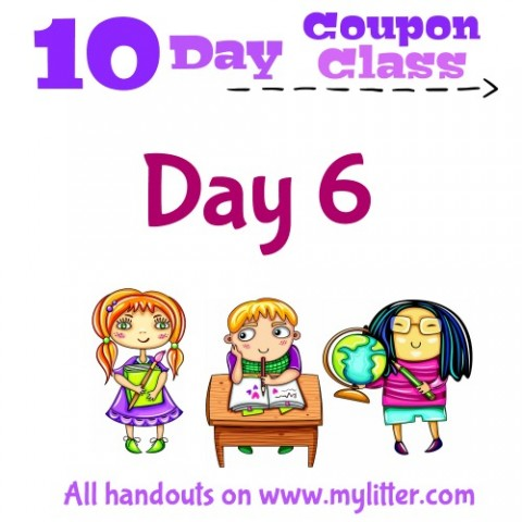Coupon Class Day 6