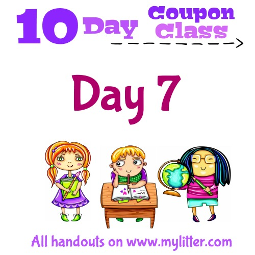 Coupon Class Day 7