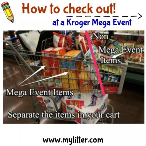 How to check out Kroger