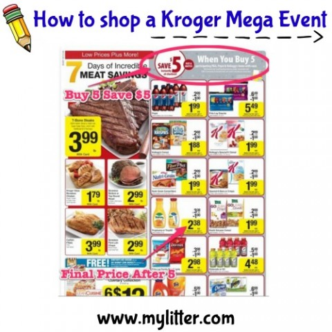 Kroger Mega event Day 6