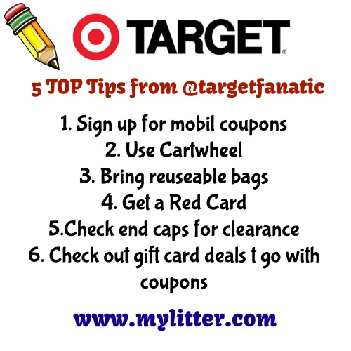 Target tips Day 8