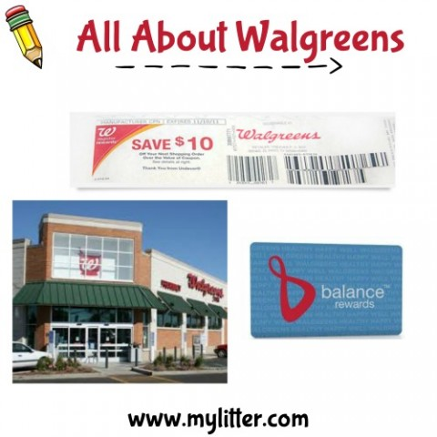 Walgreens all about Day 6