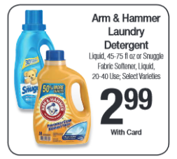 arm & hammer kroger deal