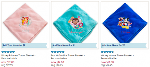 disney personalization coupon code
