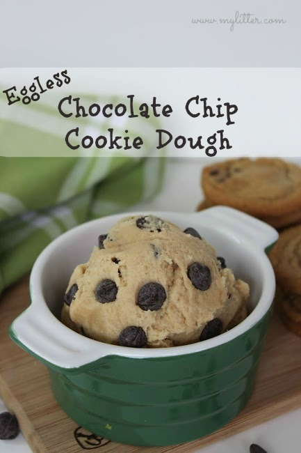 Eggless Cookie Dough – Chocolate Chip | MyLitter – One Deal At A ...
