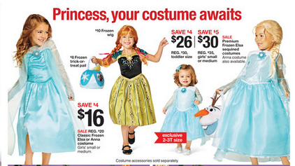 New Target Halloween Costume Coupon! - MyLitter - One Deal At A Time