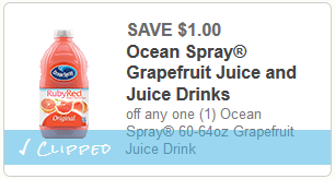 Save on Ocean Spray products at cheapwomensclothes.tk Never miss another coupon. Be the first to learn about new coupons and deals for popular brands like Ocean Spray with the Coupon Sherpa weekly newsletters.