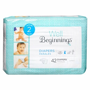 well beginning diapers