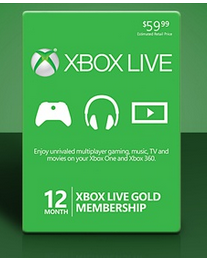 xbox live deal on groupon