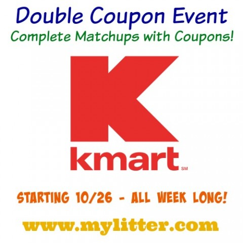 BIG KMART COUPONS