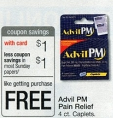 advil pm at walgreens