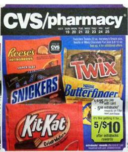 cvs candy deal