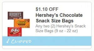hersheys candy coupons