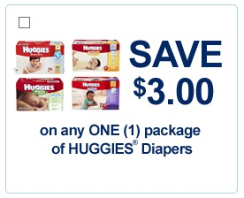 high value huggies diaper coupon
