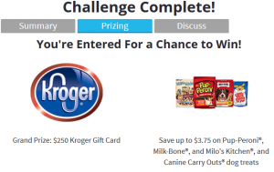 kroger contest