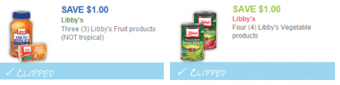 libbys canned coupons