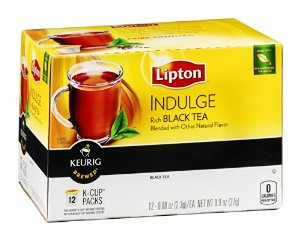lipton kcups deal at walgreens