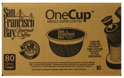 san francisco bay k cups