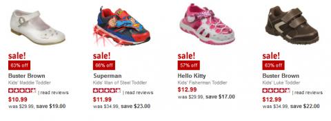 shoes famous footwear coupon