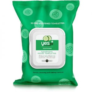 yes to cucumbers wipes at target