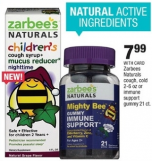 zarbees gummy immune support