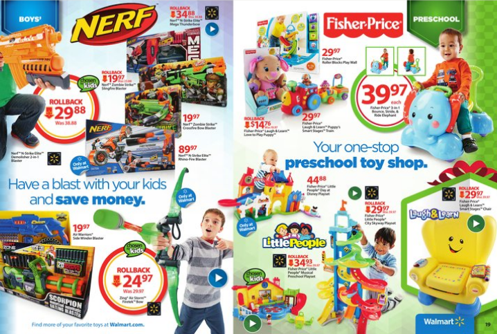 Walmart Top Toys 2014 : Walmart top toys wish list book mylitter one deal
