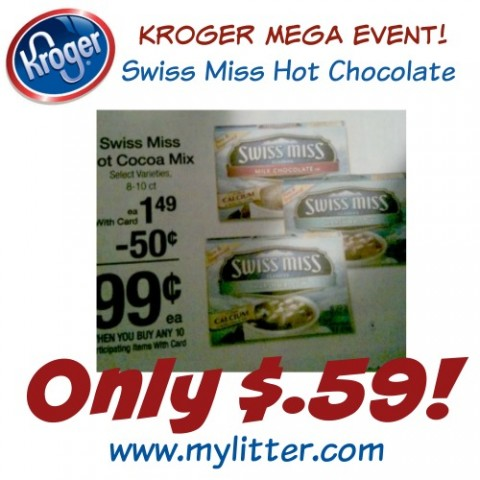 Swiss miss hot chocolate coupons