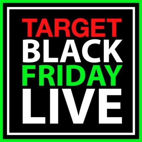 Target Black Friday Live