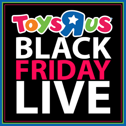 Toys R Us Black Friday Live