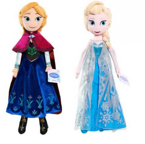 44a1b3db8aa HOT  Disney Frozen Plush Dolls only  10! - MyLitter - One Deal At A Time