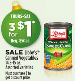 dollar general libby's deal