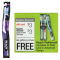 free reach toothbrushes at walgreens