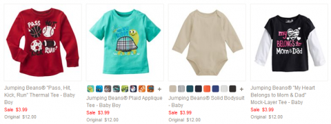 jumping beans on kohls