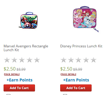 lunchboxes at kmart