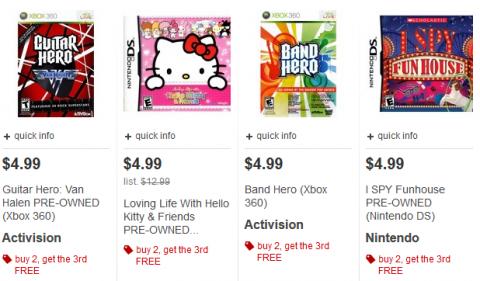 target video game deal