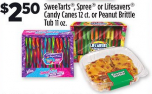 wonka candy canes dollar general deal