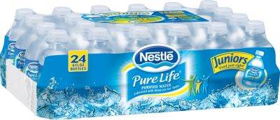 Kroger Mega Event + Catalina = Nestle Pure Life Water Deal