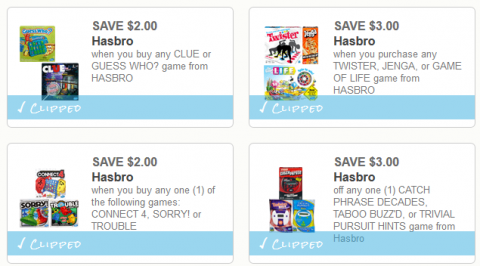 game coupons