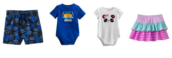 Kohls Baby Clothes Extraordinary Kohl's Cyber Deals Jumping Beans Baby Clothes Only 6060 Each