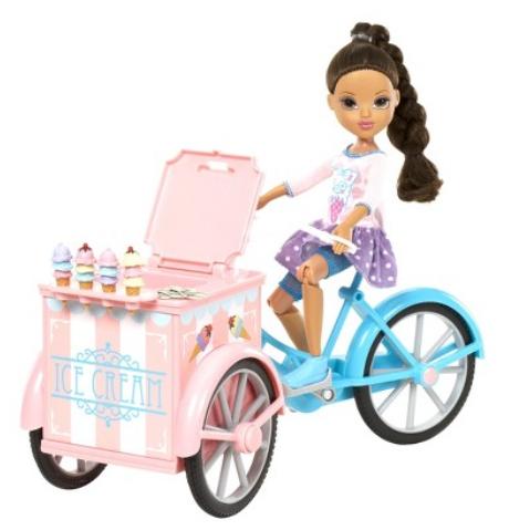 moxie girl ice cream bike