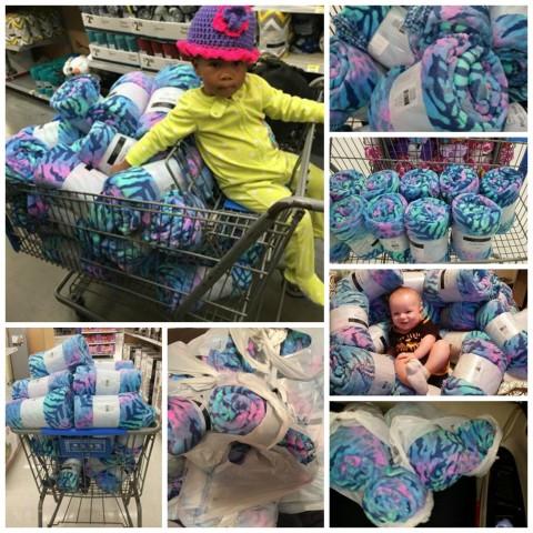 Walmart Fleece